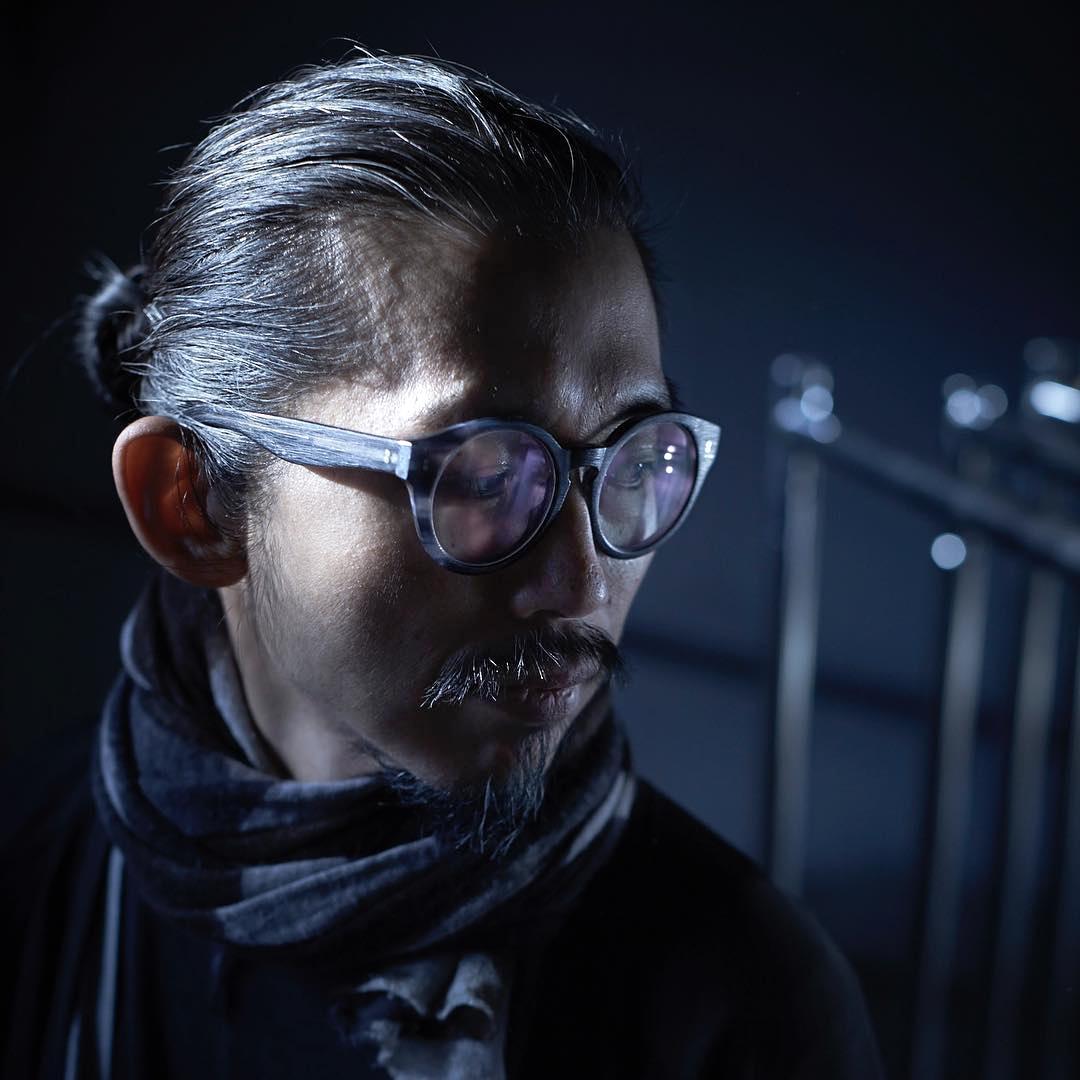 Akira Isogawa (photographer unknown)
