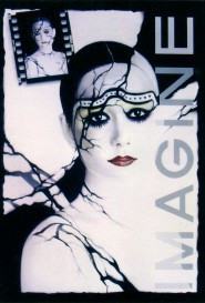TV Art Series 'Imagine' poster (featuring presenter Jeanne Ryckman)
