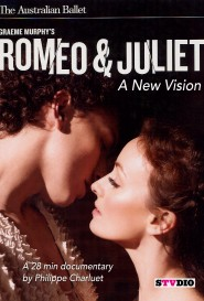 Romeo & Juliet: A New Vision - DVD Cover