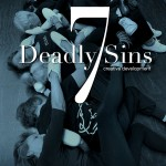 7 DEADLY SINS - creative development poster (photo Philippe Charluet)
