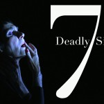 '7 Deadly Sins' Poster (photo & title design by Philippe Charluet)
