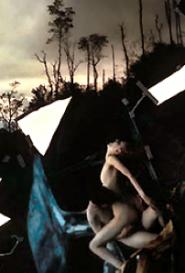 Bill Henson collage (Venice exhibition)